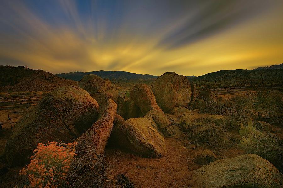 Rock Solitude Photograph