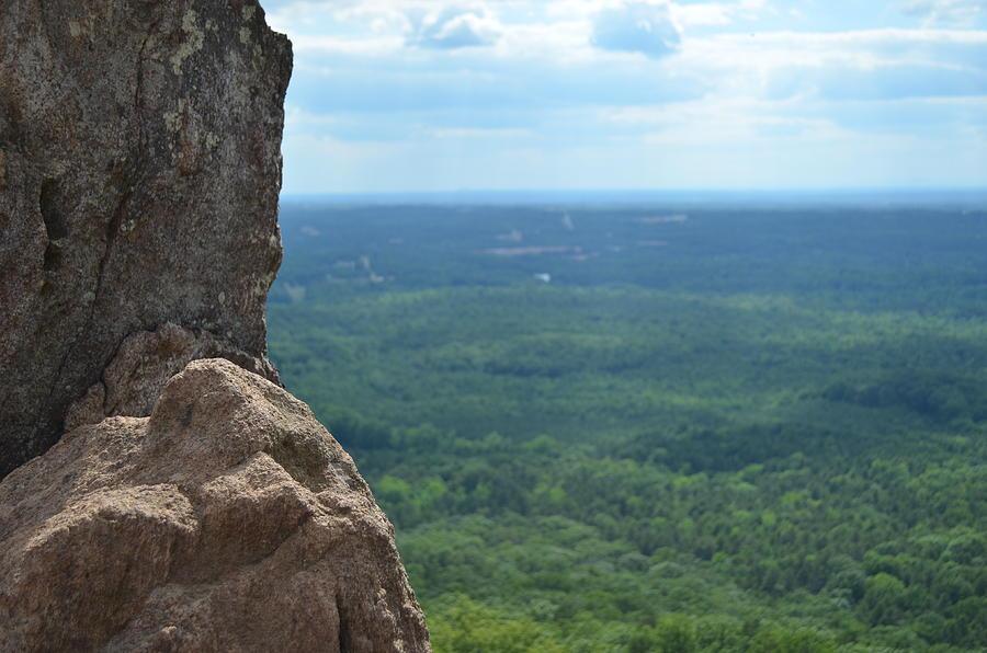 Rock Photograph - Rock Views by Natalia Kazana