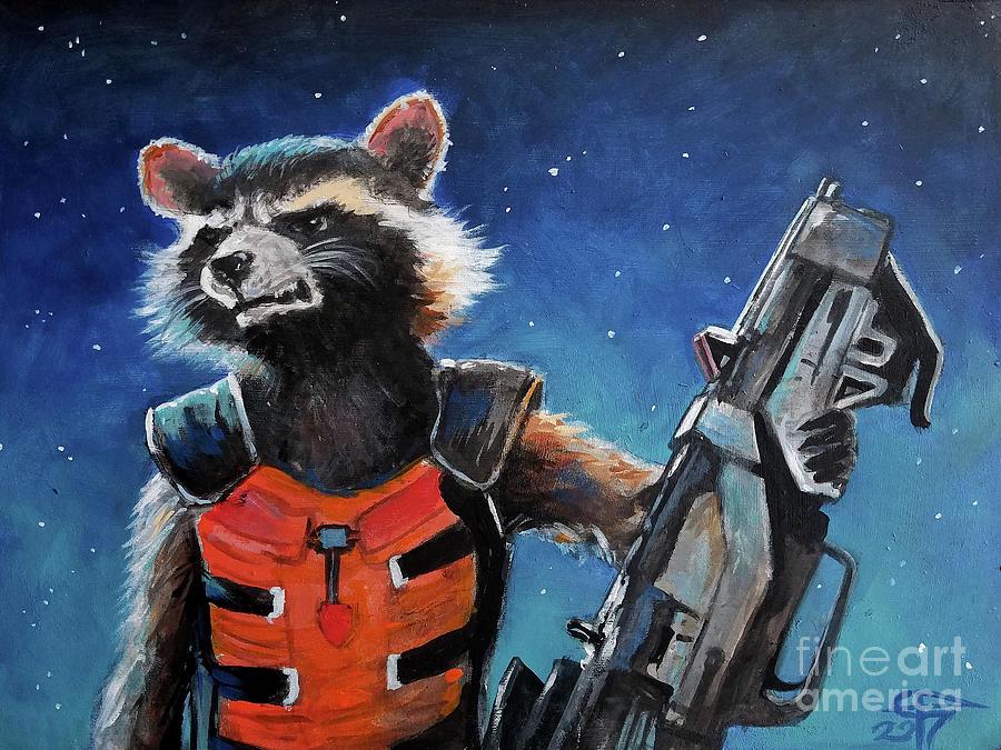 Rocket by Tom Carlton