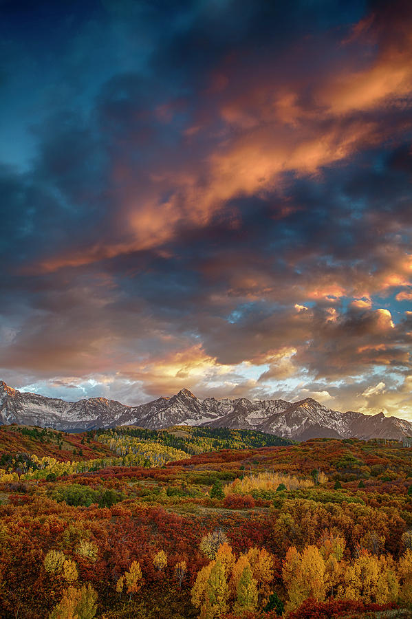 Rockies Autumn Photograph