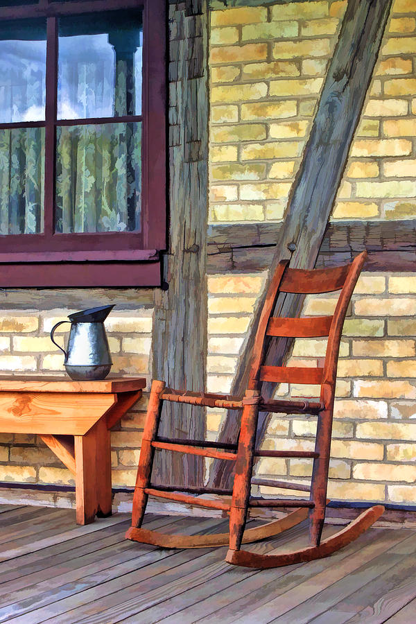 Old World Wisconsin Painting
