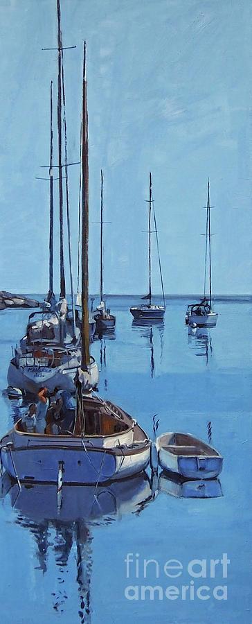 Rockport Blues by Deb Putnam