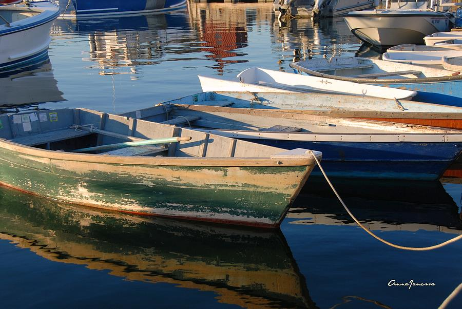Rockport Dinghies by AnnaJanessa PhotoArt