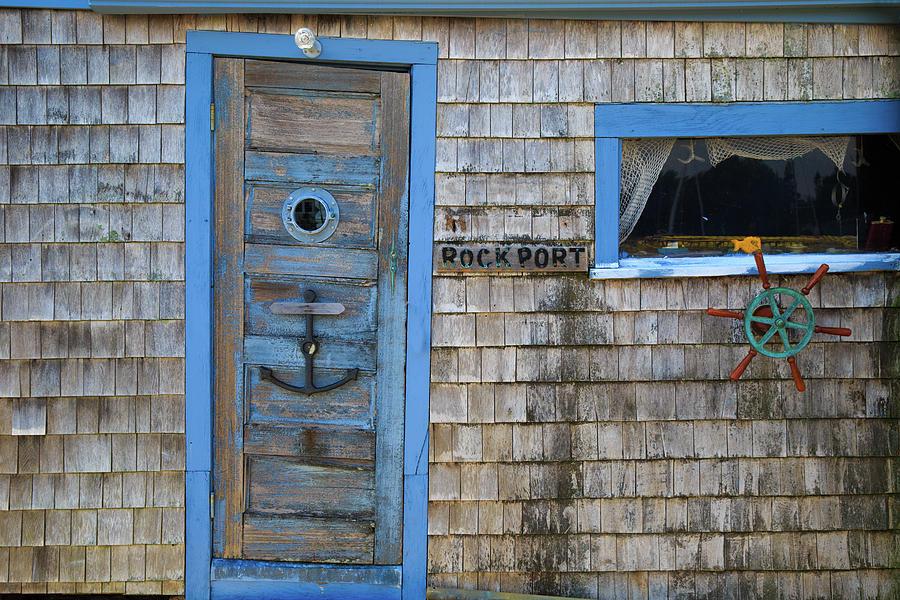 Cape Neddick Photograph - Rockport Massachusetts by Emmanuel Panagiotakis