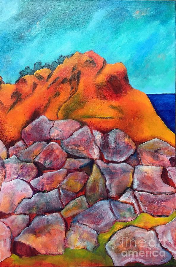 Rocks Of Galway #1 by Elizabeth Fontaine-Barr