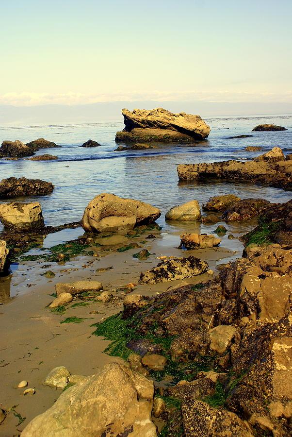 Beach Photograph - Rocky Beach by Marty Koch