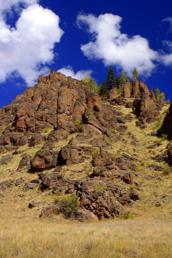 Colorado Photograph - Rocky Butte by Marty Koch