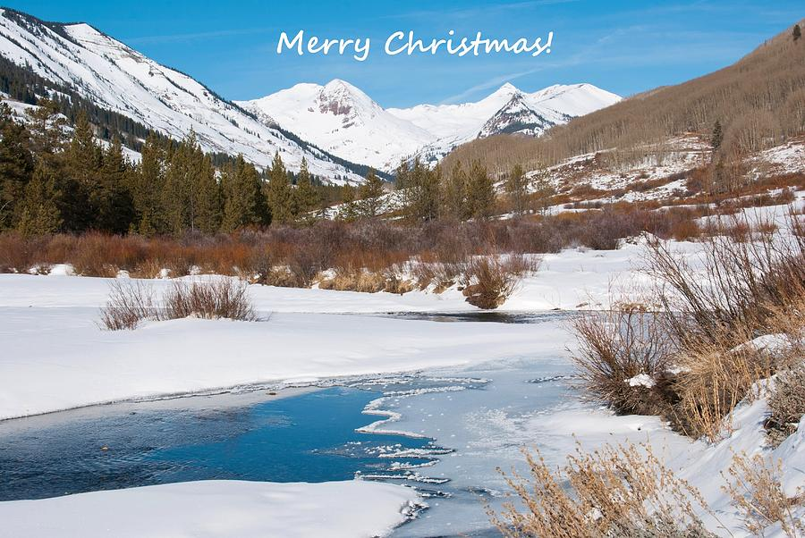 Rocky Mountain Christmas.Rocky Mountain Christmas By Cascade Colors