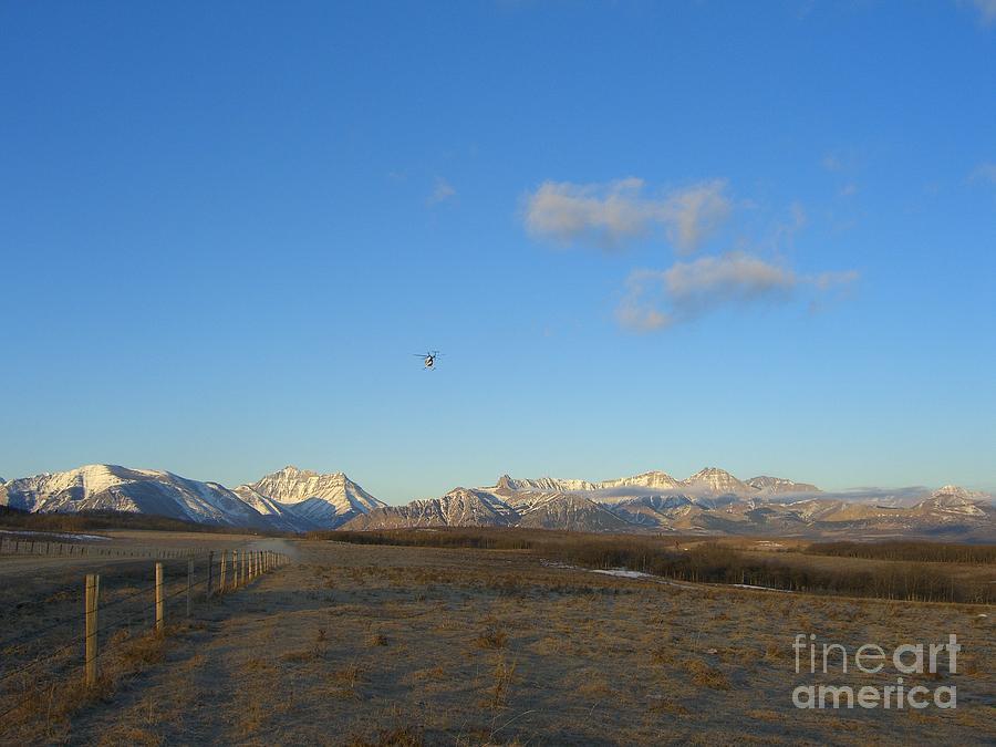 Rockies Photograph - Rocky Mountain High by Jim Thomson