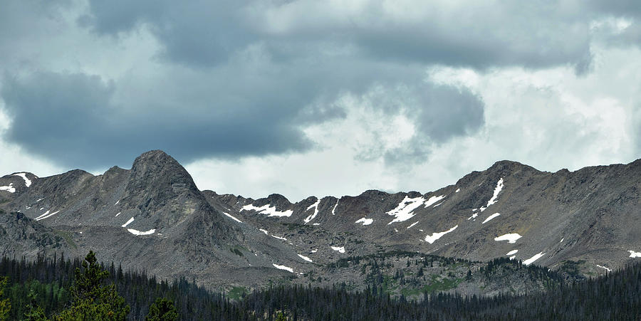 Rocky Mountain National Park Photograph - Rocky Mountain National Park by Linda Benoit