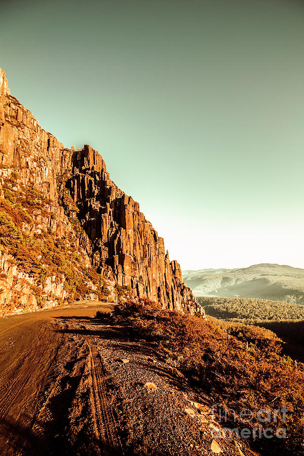 Landscape Photograph - Rocky Mountain Route by Jorgo Photography - Wall Art Gallery