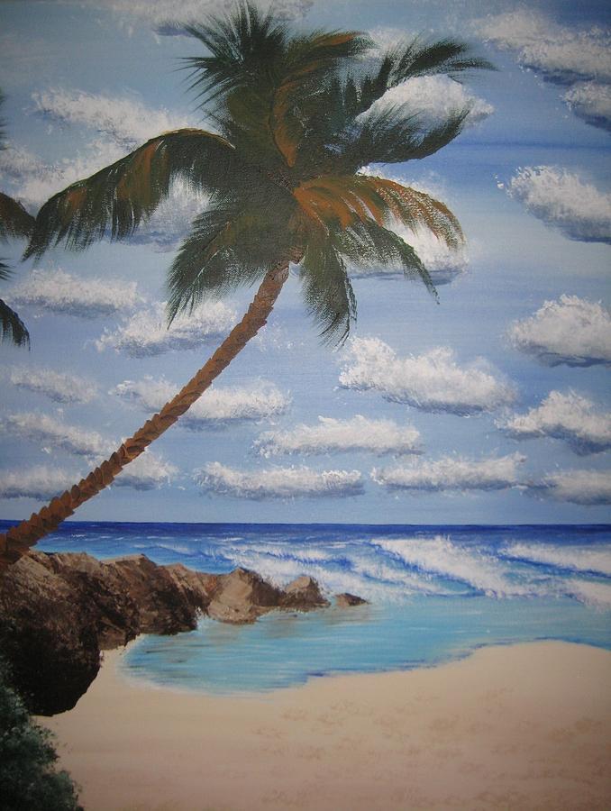Rocky Shore by Mandy Joy