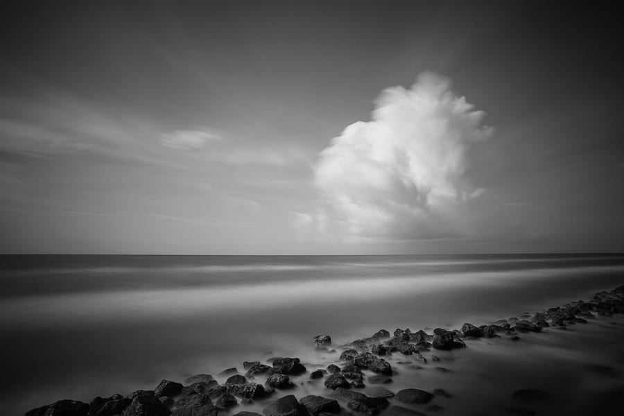 Rocky Shoreline by Todd Aaron
