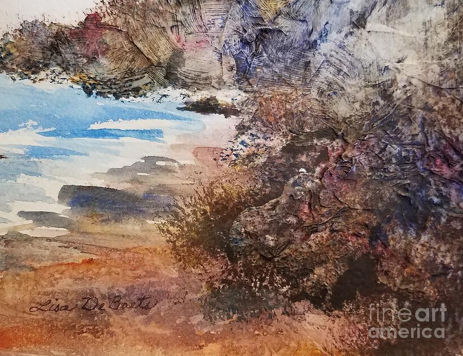 Rocky Shores by LISA DEBAETS