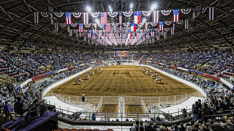 Texas Photograph - Rodeo Time In Texas by Stephen Stookey