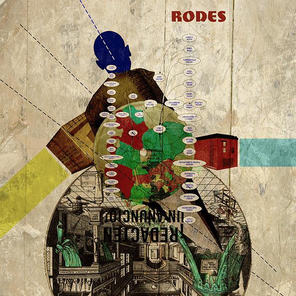 Surrealism Digital Art - Rodes by Carlos Santos
