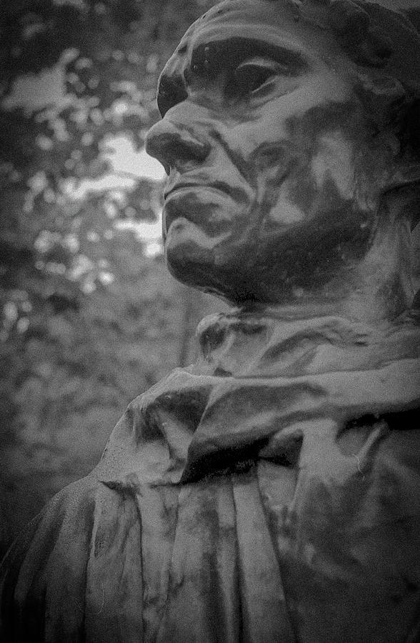Rodin Burgher - II by Samuel M Purvis III