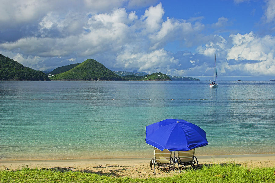 Rodney Bay- St Lucia by Chester Williams