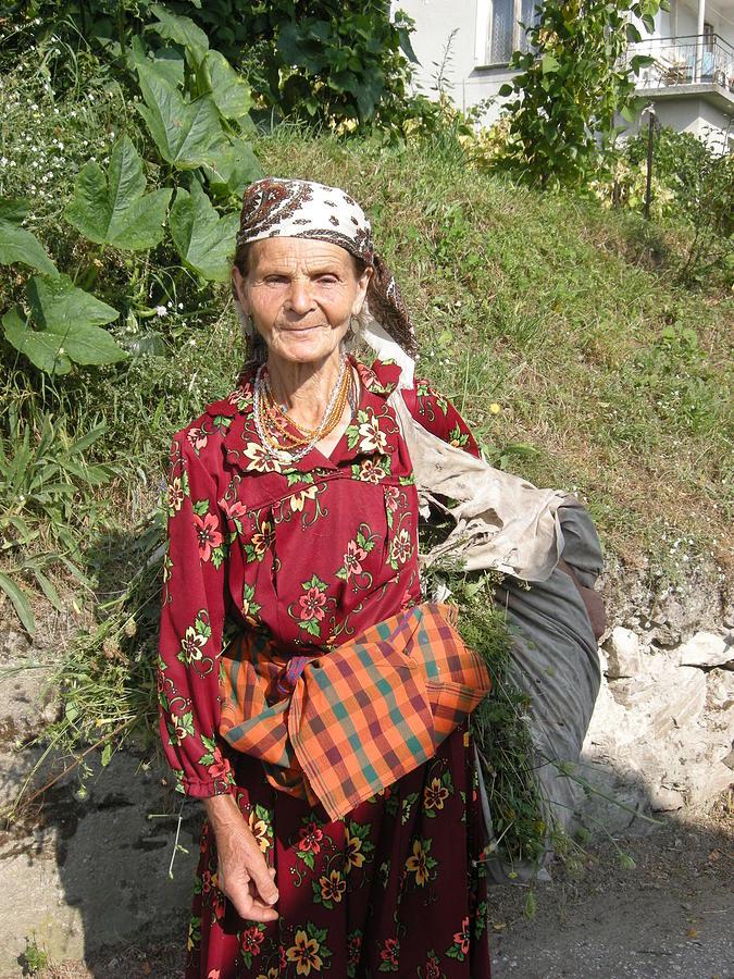 People Photograph - Rodopean Women-2 by Antoaneta Melnikova- Hillman