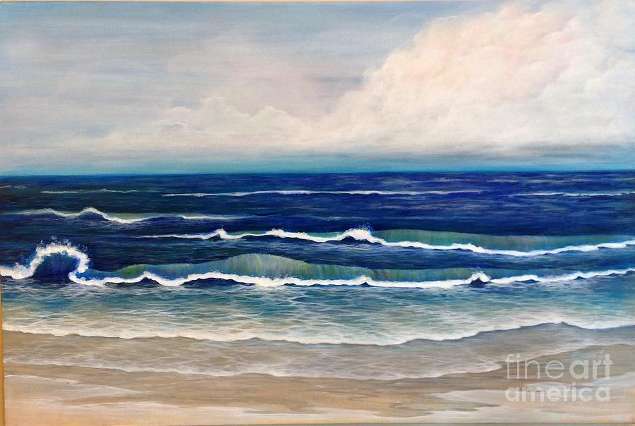 Roll Tide by M J Venrick