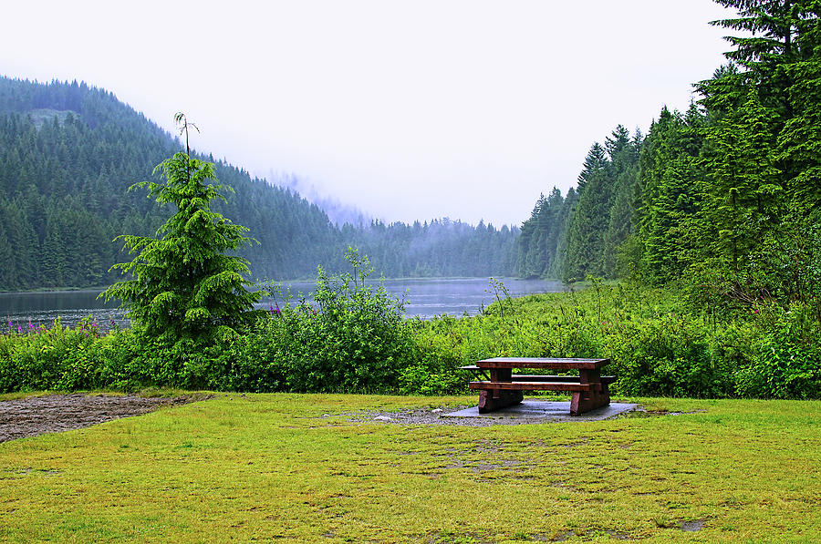Rolley Lake Provincial Park  by Sharon Talson