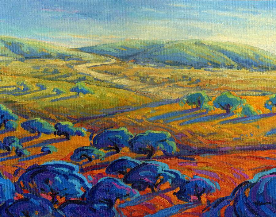 Rolling Hills 3 by Konnie Kim