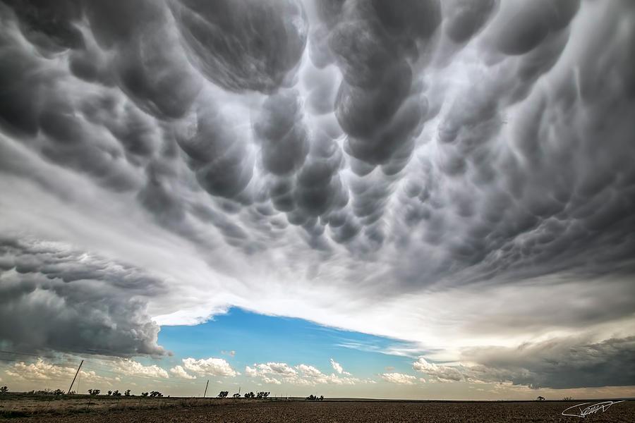 Rolling sky by Jeff Niederstadt