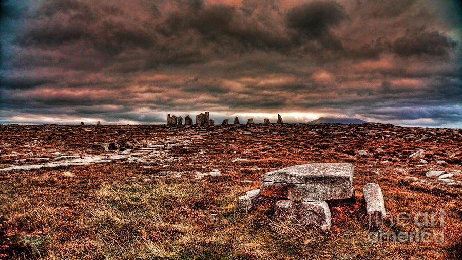 Ireland Photograph - Rolling Thunder by Kim Shatwell-Irishphotographer