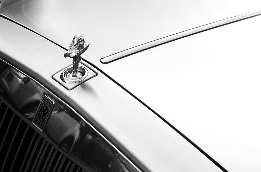 Photographer Photograph - Rolls Royce 1 by Jez C Self
