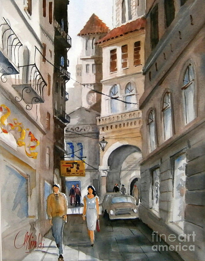 Roma 01 by Gerald Miraldi