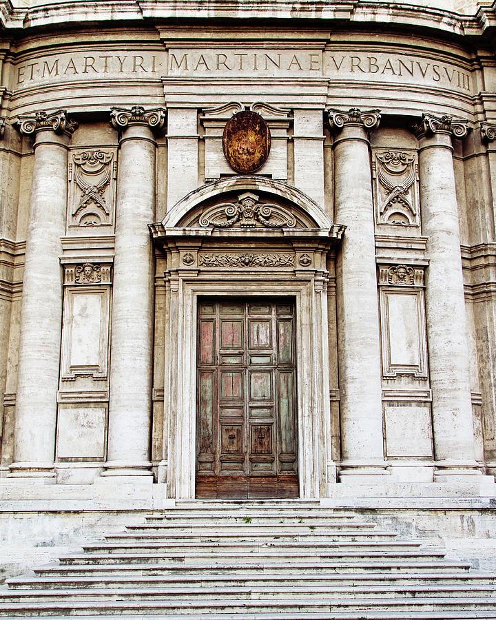 Roma Photograph - Roman Doors - Door Photography - Rome Italy by Melanie Alexandra Price  sc 1 st  Fine Art America & Roman Doors - Door Photography - Rome Italy Photograph by Melanie ...