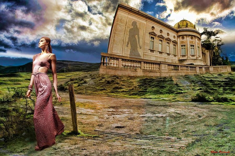 Photograph - Roman Goddess by Blake Richards