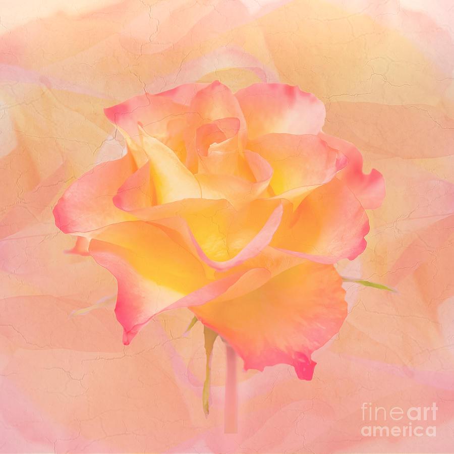 Romantic Love Digital Art