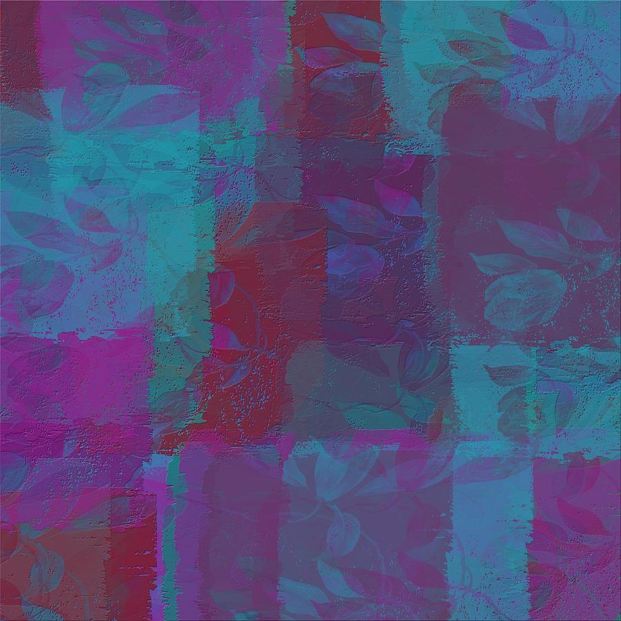 Romantic Painting - Romantic Mosaic by Bonnie Bruno