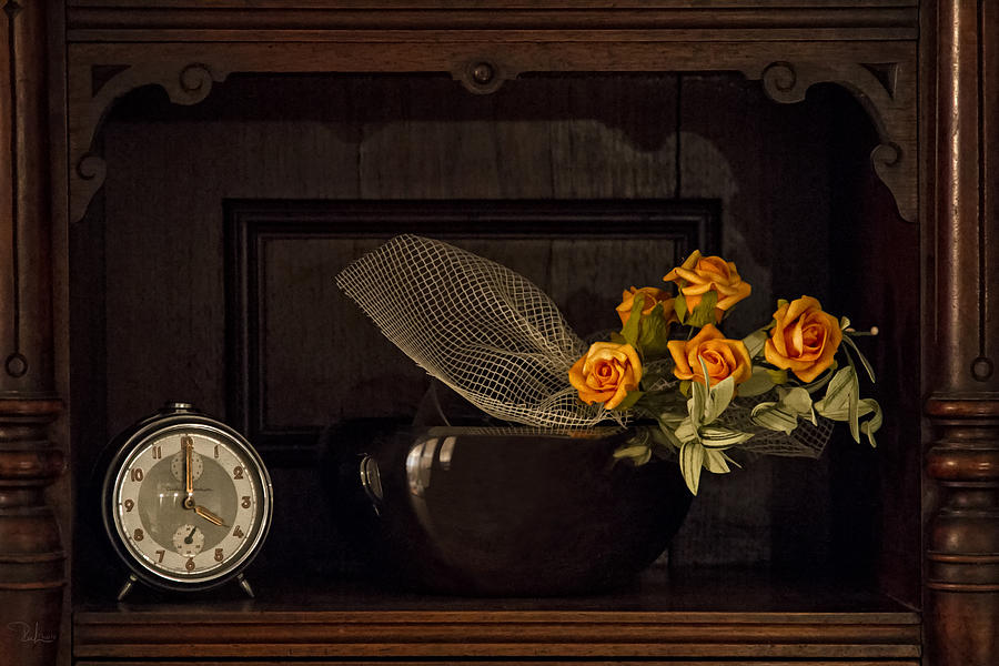 Romantic Still Life by Raffaella Lunelli