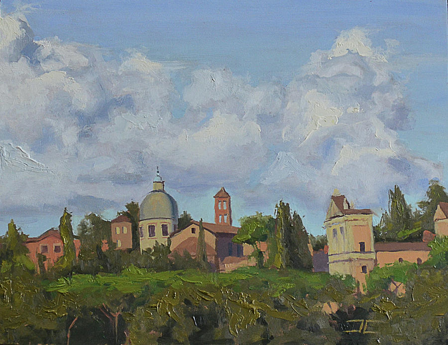 Rome Afternoon by Jan Christiansen