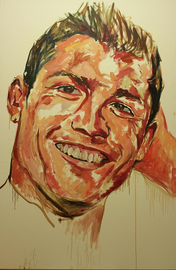 Ronaldo by Tachi Pintor