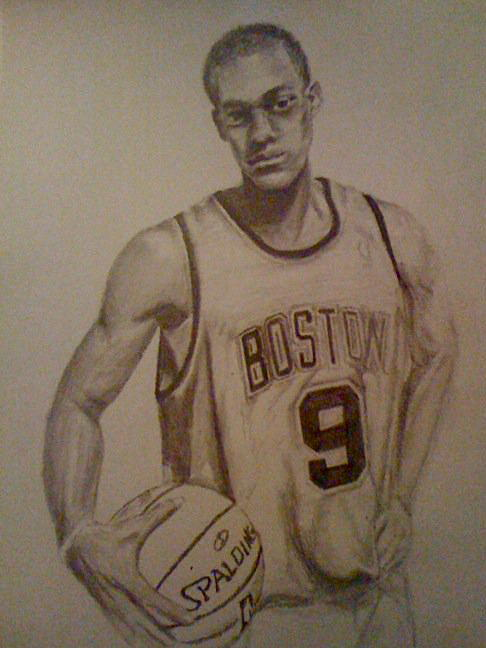 Rondo Drawing - Rondo by Allison Beatty