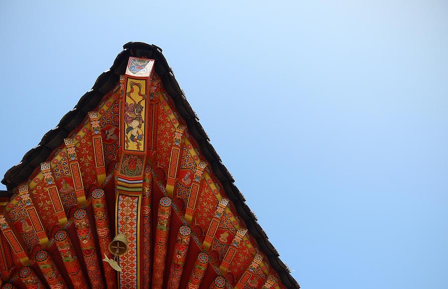 Korea Photograph - Roof by Josh Kim