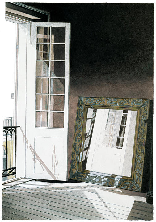 Interior Painting - Room Reflections by John Canning