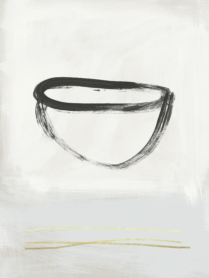 Zen Painting - Room To Receive 2- Art By Linda Woods by Linda Woods