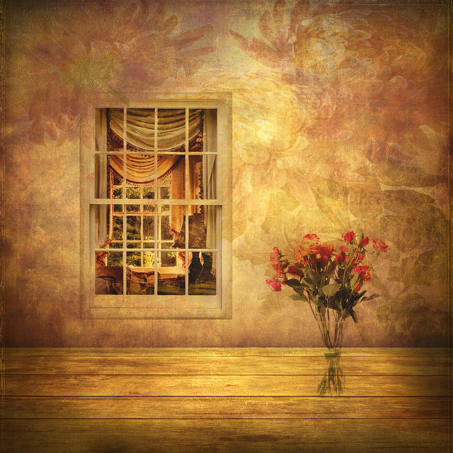Fantasy Photograph - Room With A View by Jessica Jenney