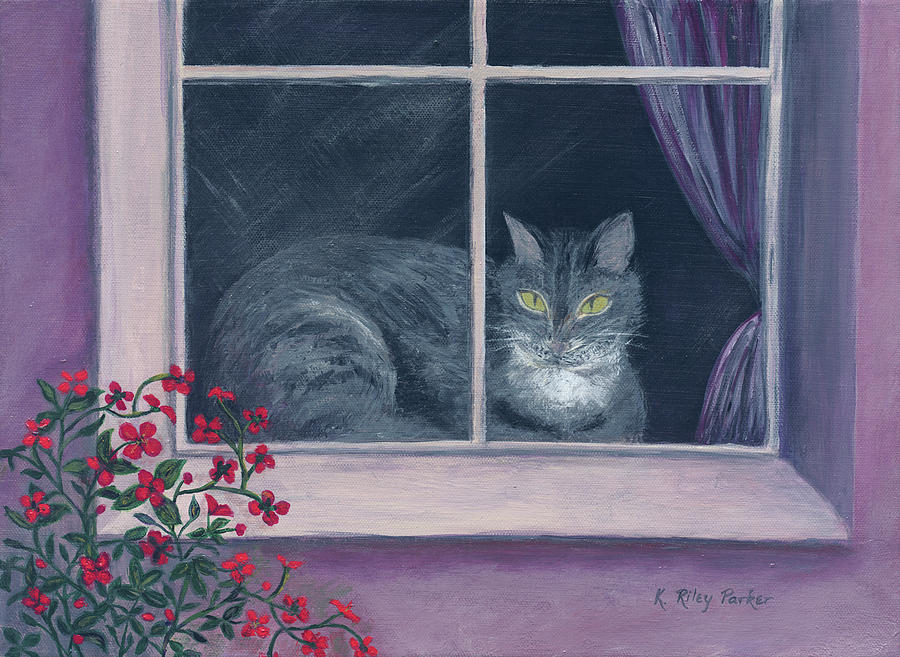 Room with a View by Kathryn Riley Parker