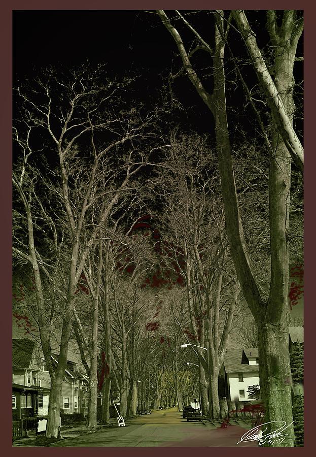 Roosevelt Avenue I by Leon De Vose