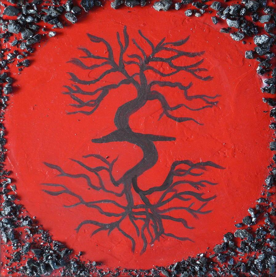 Root Chakra Red Chakra Art Painting By Chakra Art