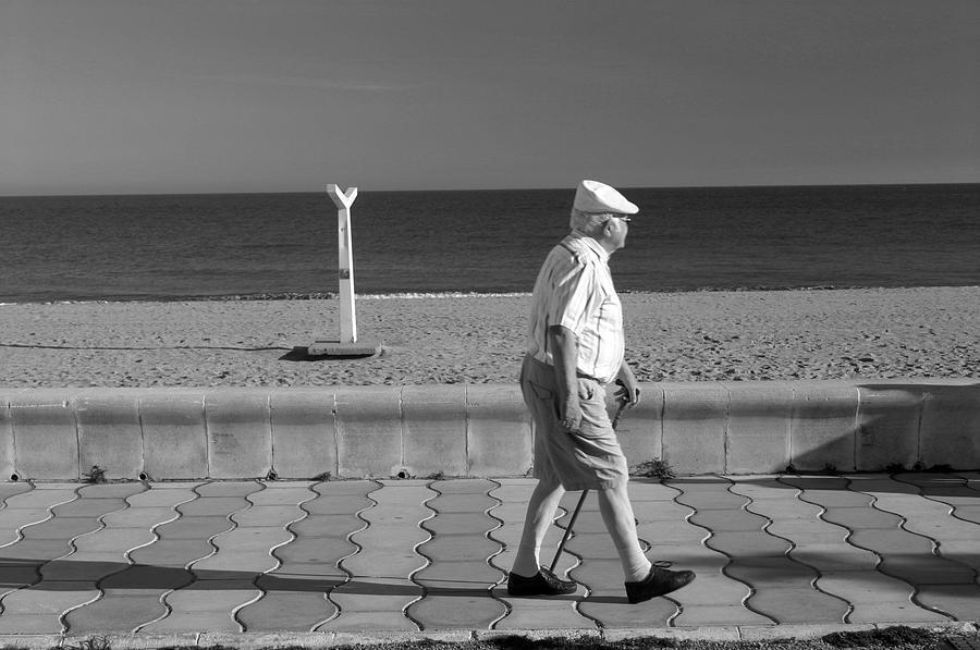Photographer Photograph - Roquettas 37 by Jez C Self