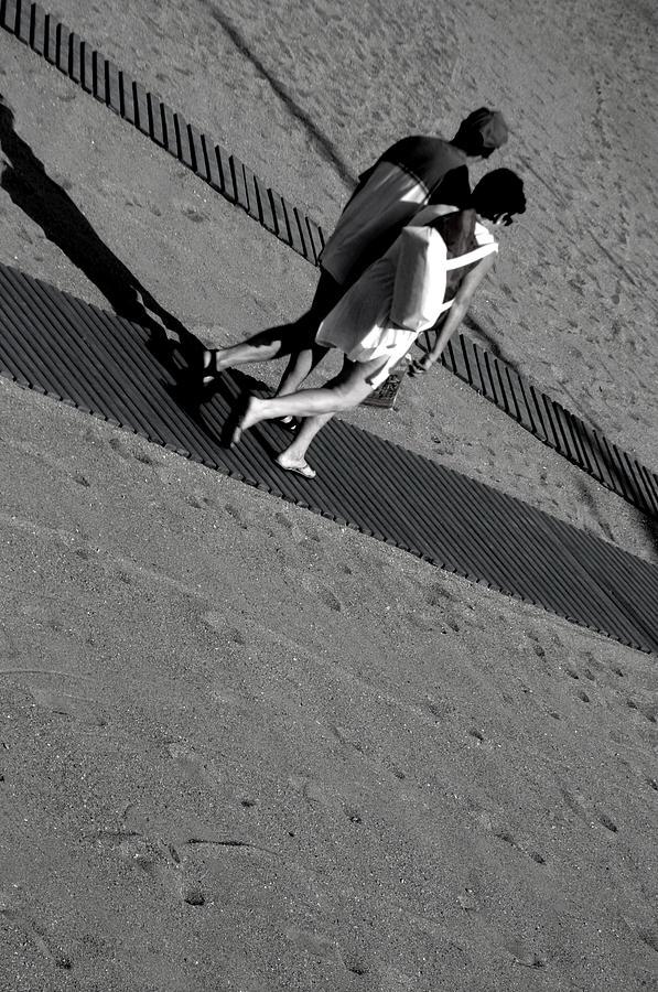 Photographer Photograph - Roquettas 82 by Jez C Self