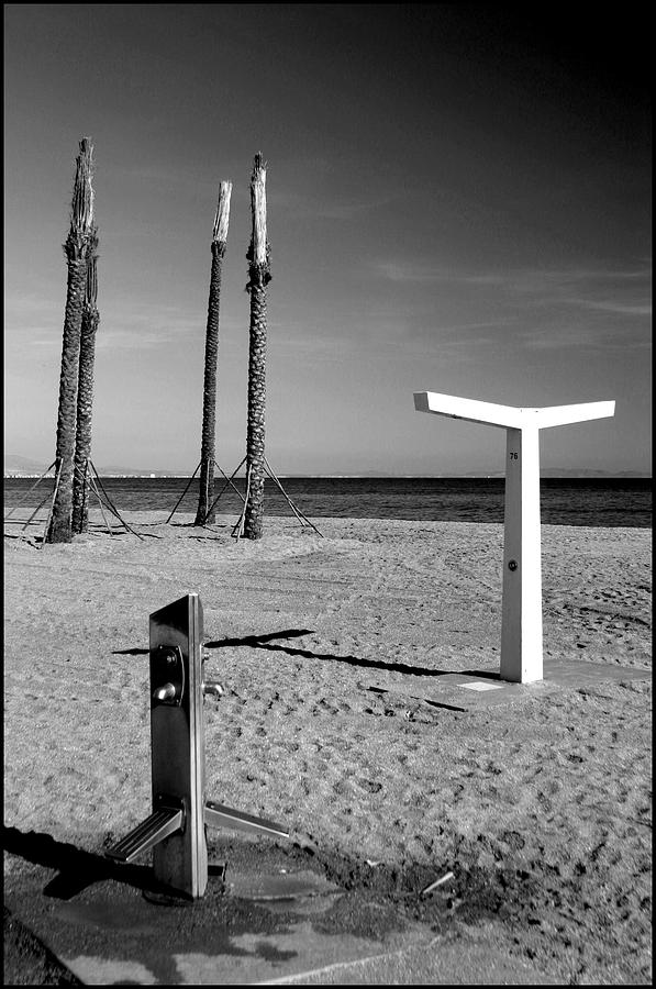 Photographer Photograph - Roquettas 9 by Jez C Self