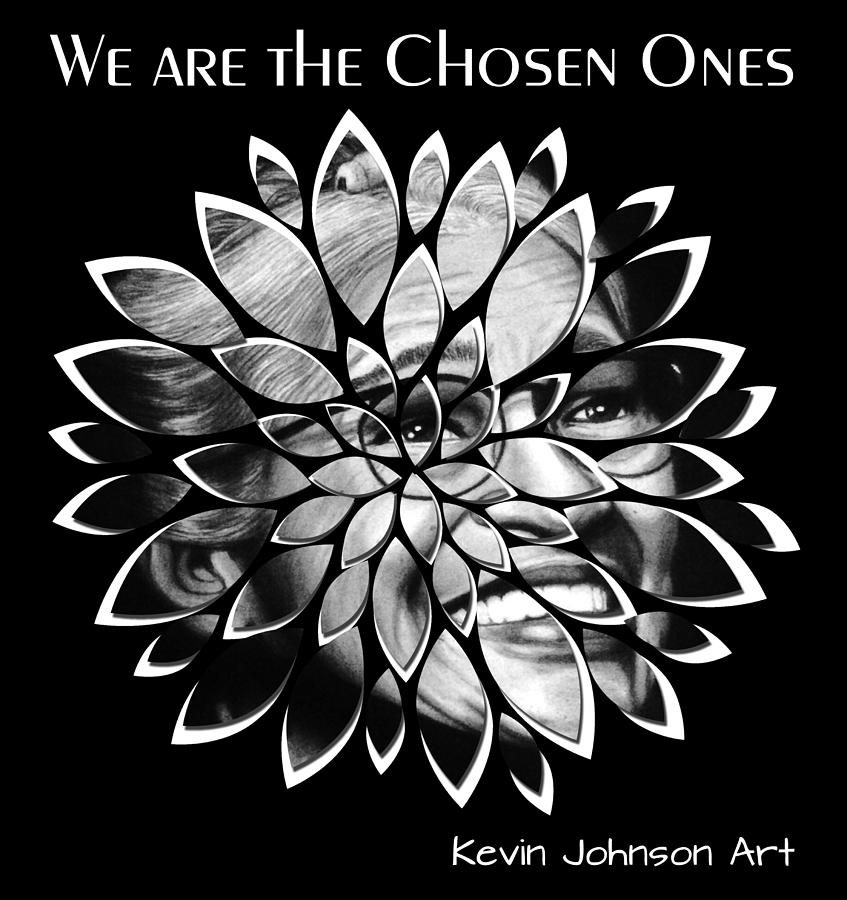 Rosa Parks - The Chosen Ones Collection by Kevin Johnson Art