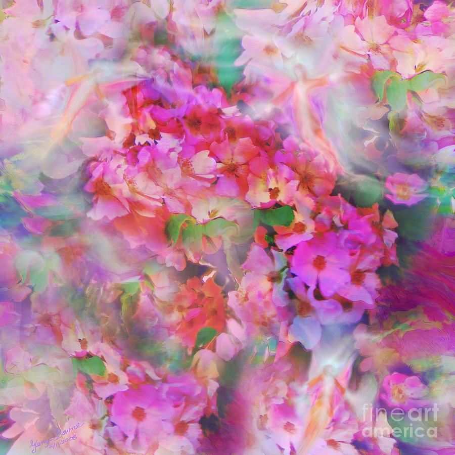 Rose Devas by Glenyss Bourne